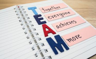 5. ključ do uspešnega vodenja - Zgradite tim